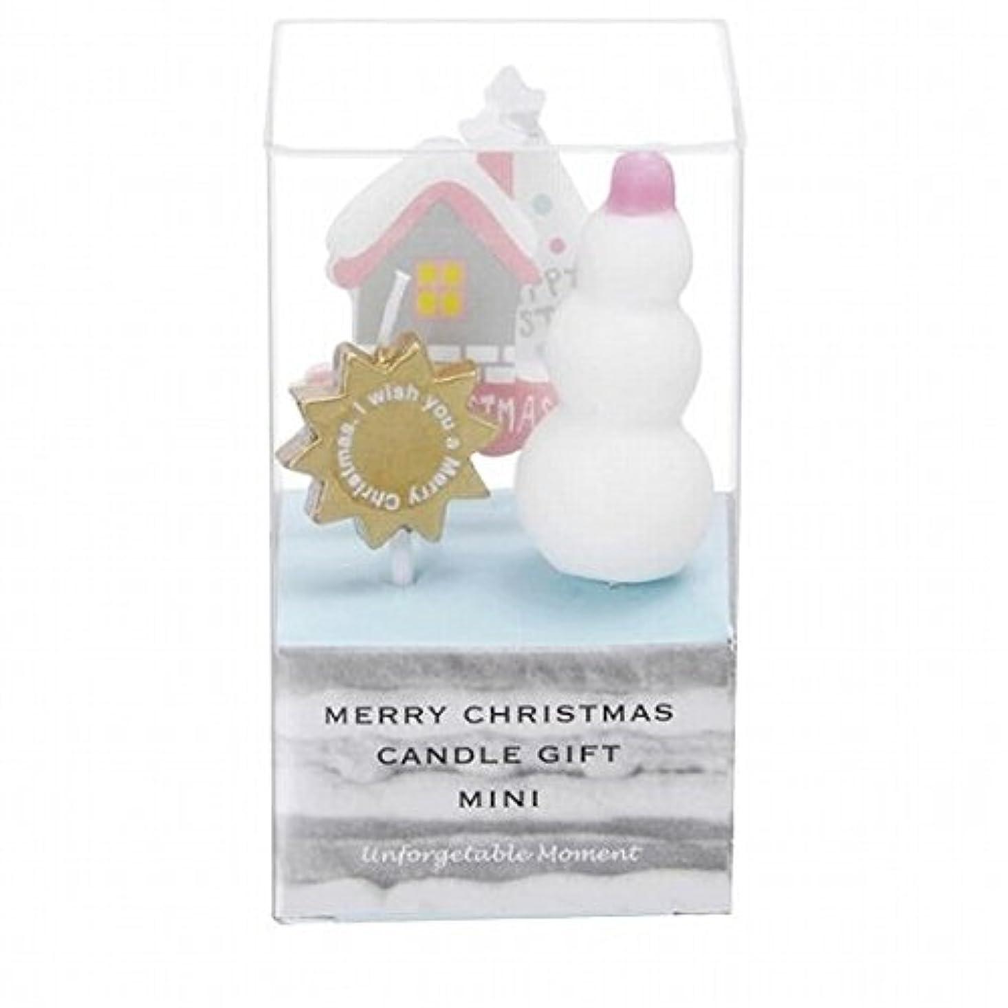 レガシーよろめく食器棚kameyama candle(カメヤマキャンドル) クリスマスキャンドルギフトミニ 「 B 」(55350050)