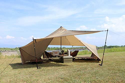 ゼインアーツ テント GIGI-1(ギギ1)スモールシェルター ヒルバーグ ノルディスク スノーピーク