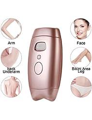 女性の男性の体の顔とビキニ脇の下にレーザー痛みのない永久的な美容デバイスの脱毛システムポータブル脱毛器