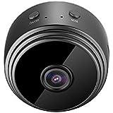 防犯カメラ 200万画素 超小型カメラ 1080P 高画質 ネットワークカメラ 赤外線暗視 スマホ/パソコン対応 遠隔監視 ナイトビジョン 監視カメラ 常時録画 モーション検知