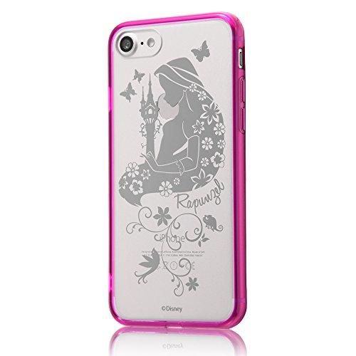 レイ・アウト iPhone7 ケース ディズニー ハイブリッドケース(TPU + ポリカーボネイト)...