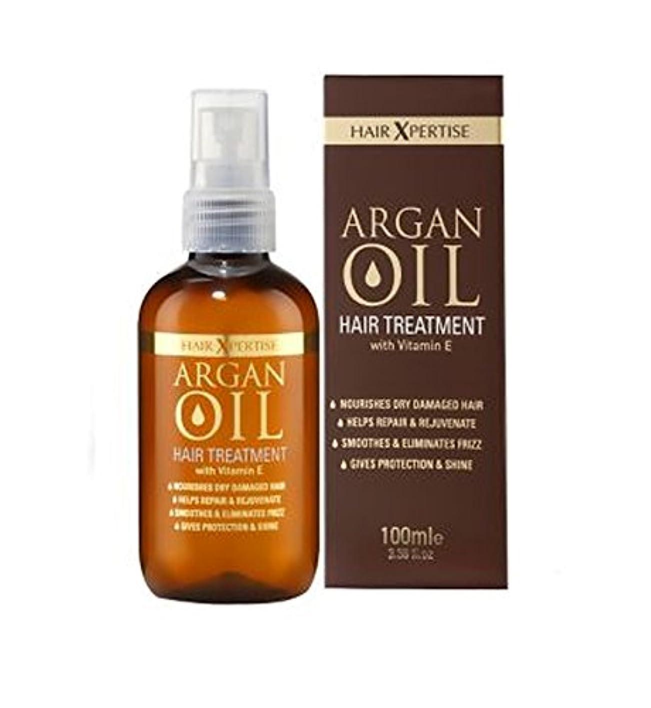 忍耐氏征服Argan Oil Hair Treatment 100ml - アルガンオイルヘアトリートメント100ミリリットル (Argan Oil) [並行輸入品]