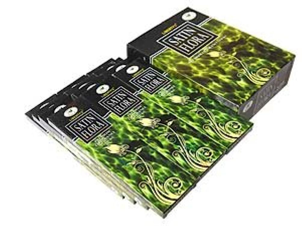 排気有料幸運なことにLIBERTY'S(リバティーズ) サテンフローラ香 スティック SATINFLORA 12箱セット