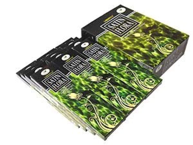 LIBERTY'S(リバティーズ) サテンフローラ香 スティック SATINFLORA 12箱セット