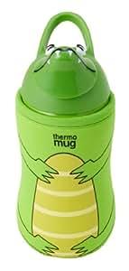 thermo mug(サーモマグ) アニマルボトル グリーン(ワニ)