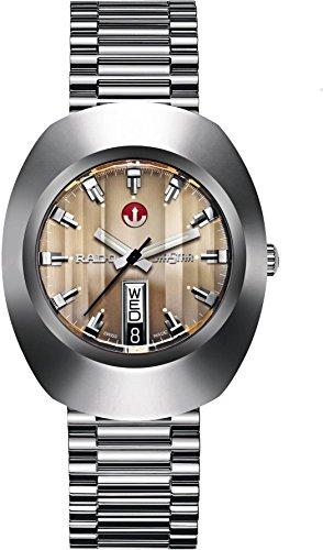 [ラドー]RADO 腕時計 Original(オリジナル) Diastar(ダイアスター) デイデイト R12408653 メンズ 【正規輸入品】