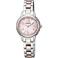 [シチズン]CITIZEN 腕時計 wicca ウィッカ ソーラーテック スタンダード トノー KL0-430-91 レディース