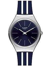"""[スウォッチ]SWATCH 腕時計 SKIN IronyスキンアイロニーSKINBLUEIRON (スキンブルーアイロン) メンズ""""SYXS106 SYXS106 メンズ 【正規輸入品】"""
