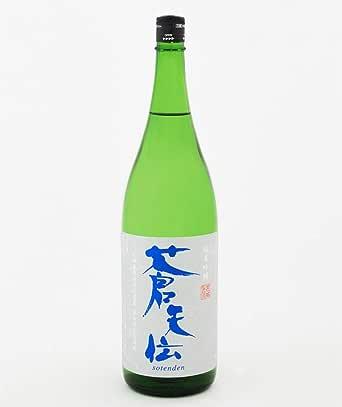 【産直便】蒼天伝 蔵の華 純米吟醸酒1800ml