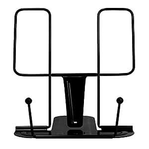 ハイタイド メタルブックレスト ブラック DB016