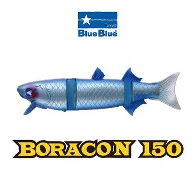 BLUEBLUE BORACON150 #03 チャートボラ