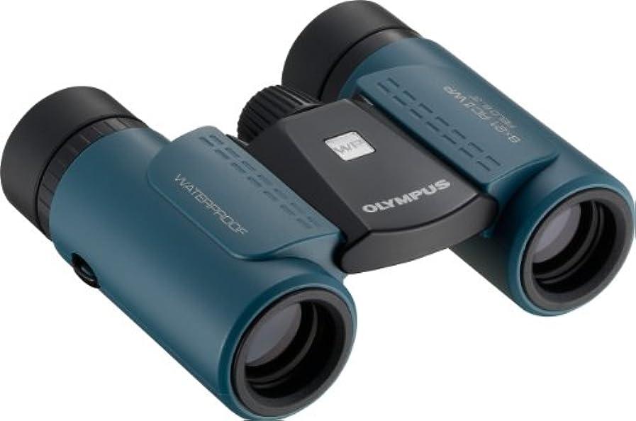 涙が出るアウトドア謎めいたOLYMPUS 双眼鏡 8x21 小型軽量 防水 ブルー 8X21RC II WP BLU