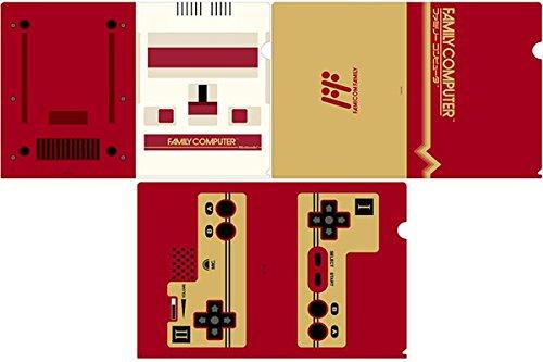 ファミコン クリアファイル3枚セット   全長31cm