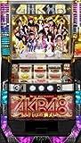 【パチスロ実機】ぱちスロAKB48バラの儀式 フルセット コイン不要機付