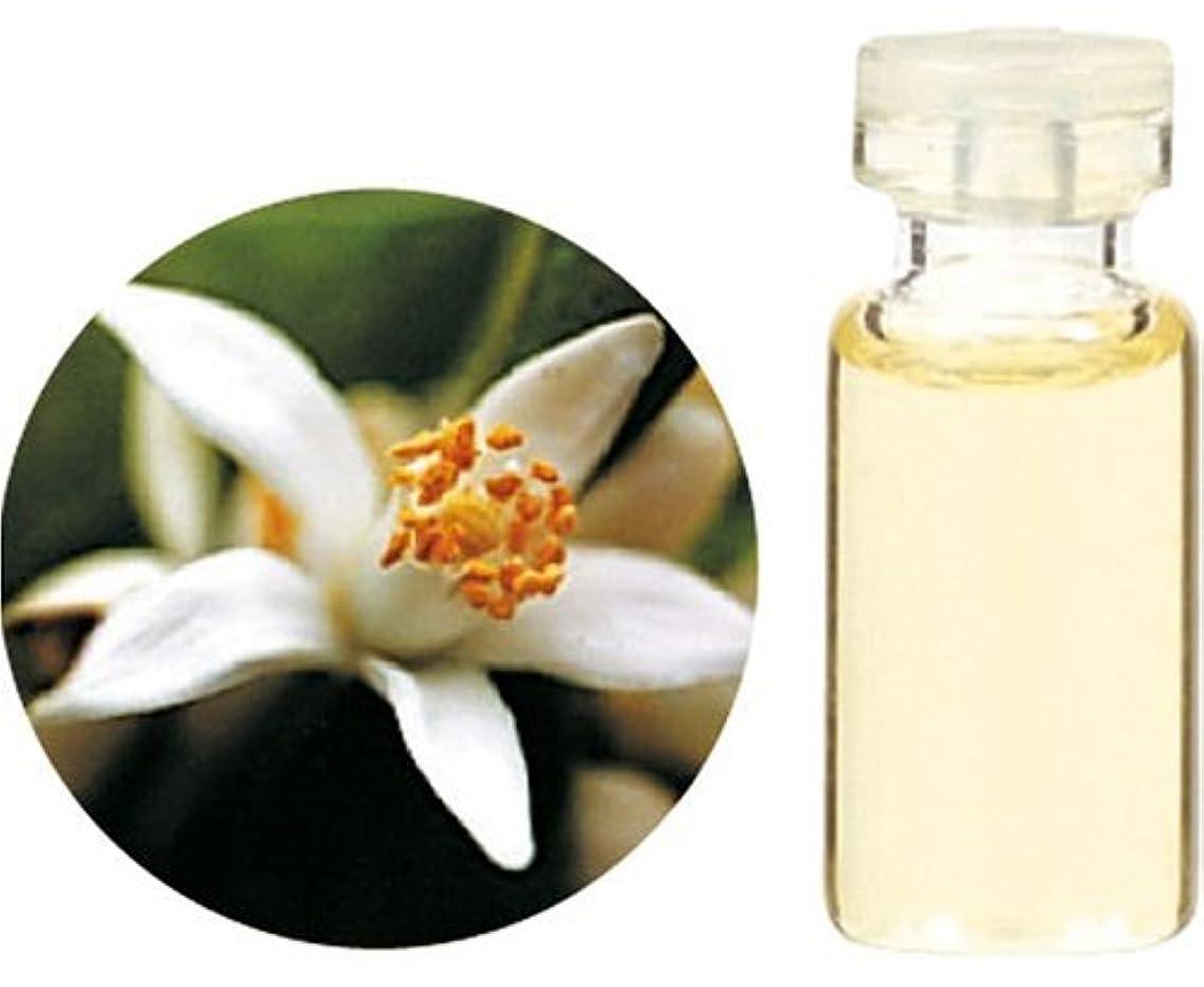 バッフル生産性膜生活の木 エッセンシャルオイル ネロリ チュニジア産 3ml
