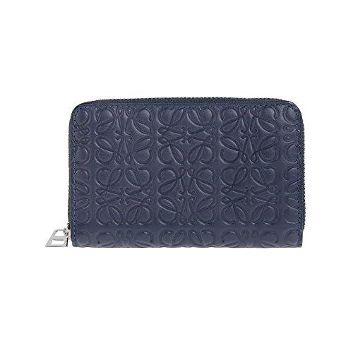(ロエベ) LOEWE レディース カードケース CARD HOLDER ネイビーブルー 107 55 J56 5110 NAVY BLUE [並行輸入品]