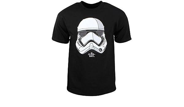 BAIT x David Flores First Order Stormtrooper Tee black