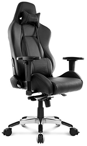 AKRacing オフィスチェア ゲーミングチェア Premium 低座面タイプ Raven レイブン