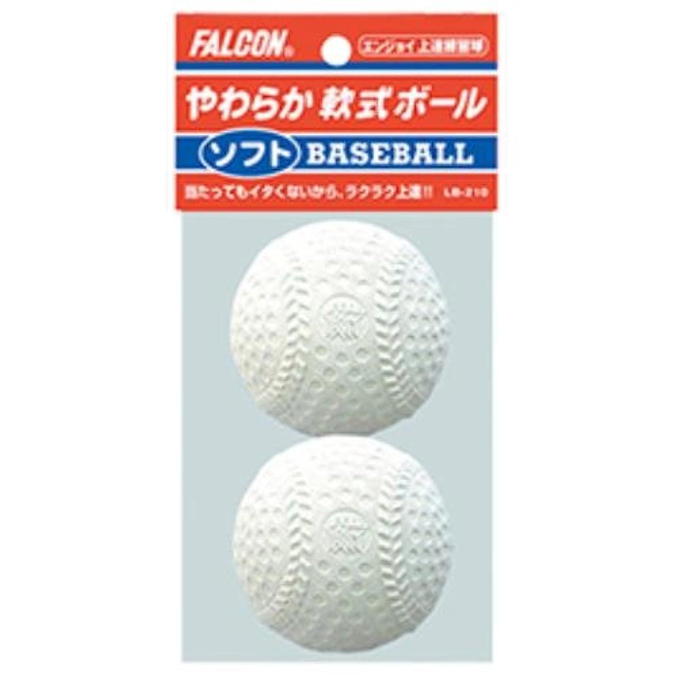 マスク繰り返したフリンジやわらか軟式ボール 6袋組 148-870