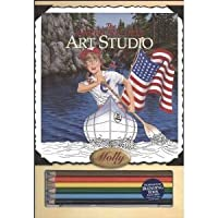 The American Girls Art Studio: Molly [並行輸入品]