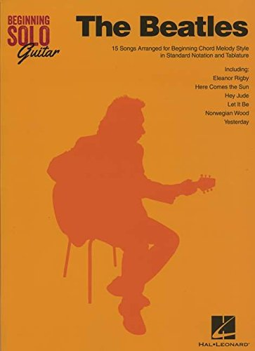 The Beatles: Beginning Solo Gu...