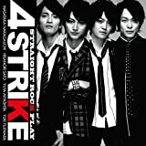 Yet to come♪4STRIKEのCDジャケット