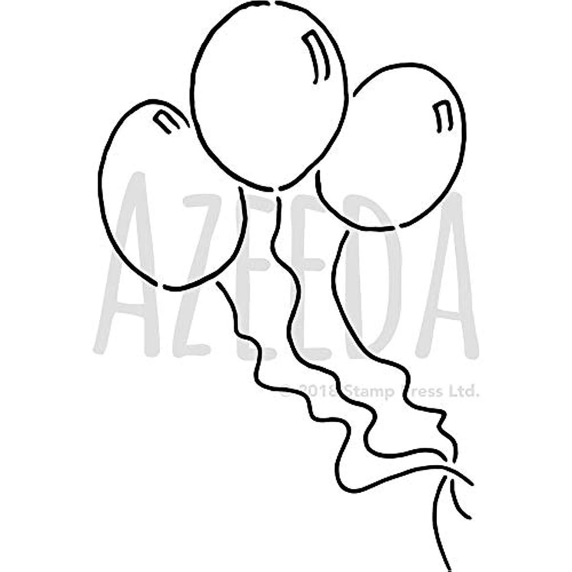 対応誓う矛盾Azeeda A3 「バルーン」壁ステンシル/テンプレート (WS00009180)