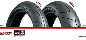 BRIDGESTONE(ブリヂストン) バイク用タイヤ BT090 G (FRONT) 110/70R17 54HW MCR02008