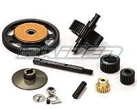 Axial SCX10 Heavy Duty Steel Centre Transmission Gear Set 90021 90022 90027 90028 90035 90036 90044