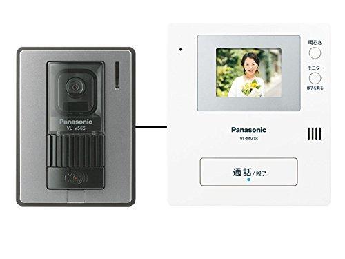 Panasonic どこでもドアホン テレビドアホン (カメ...