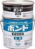 コニシ E208W 3kgセット 45734