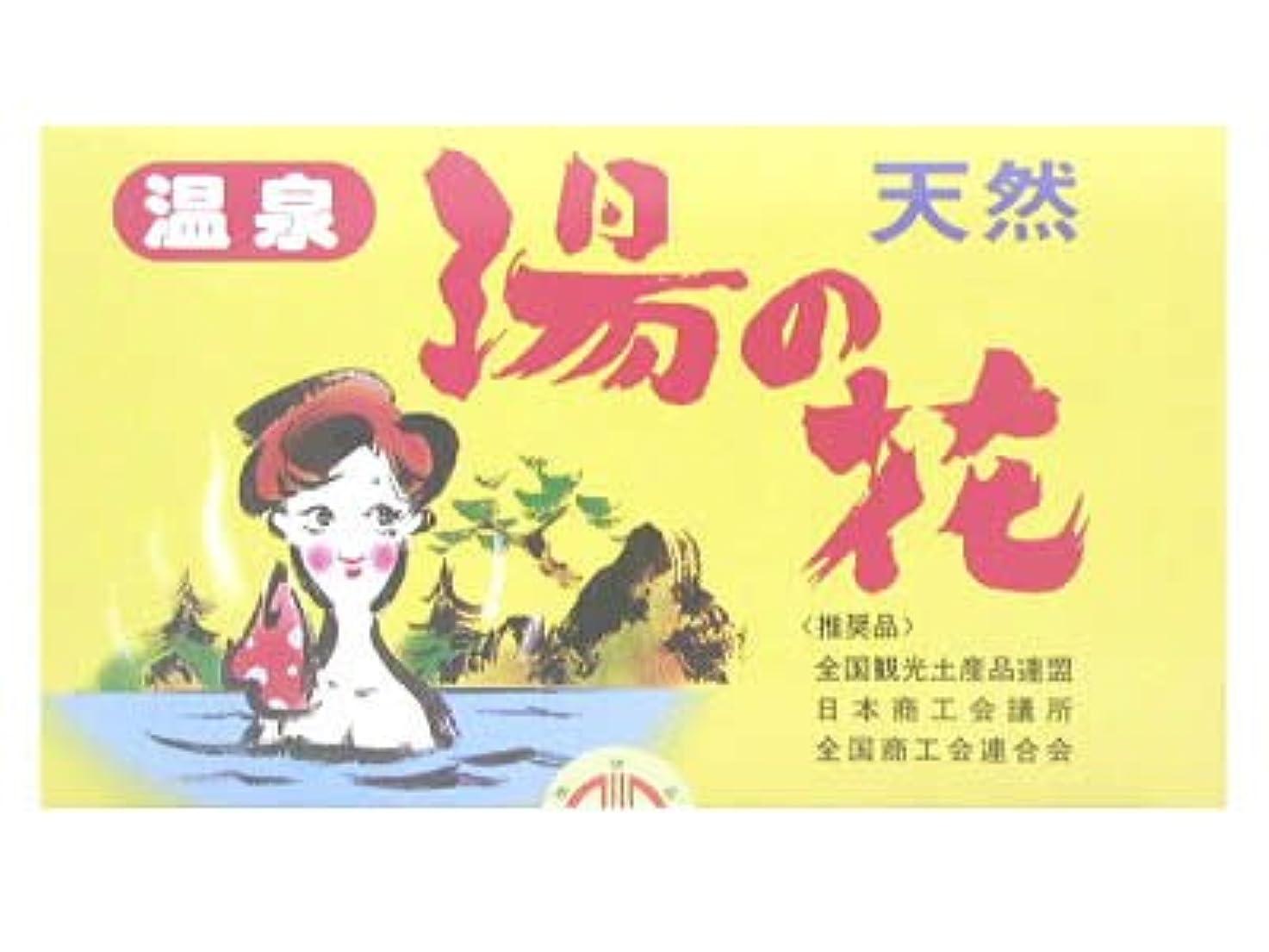 ロゴファン先入観天然湯の花  HF-25