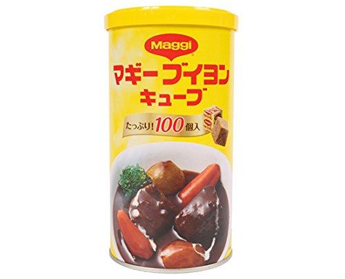 マギー ブイヨン(キューブ) / 100個入 TOMIZ/cuoca(富澤商店) イタリアンと洋風食材 スープ・シチュー
