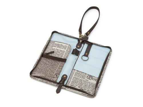 アグレアブル ヴォヤージュ パスポートケース 840-104