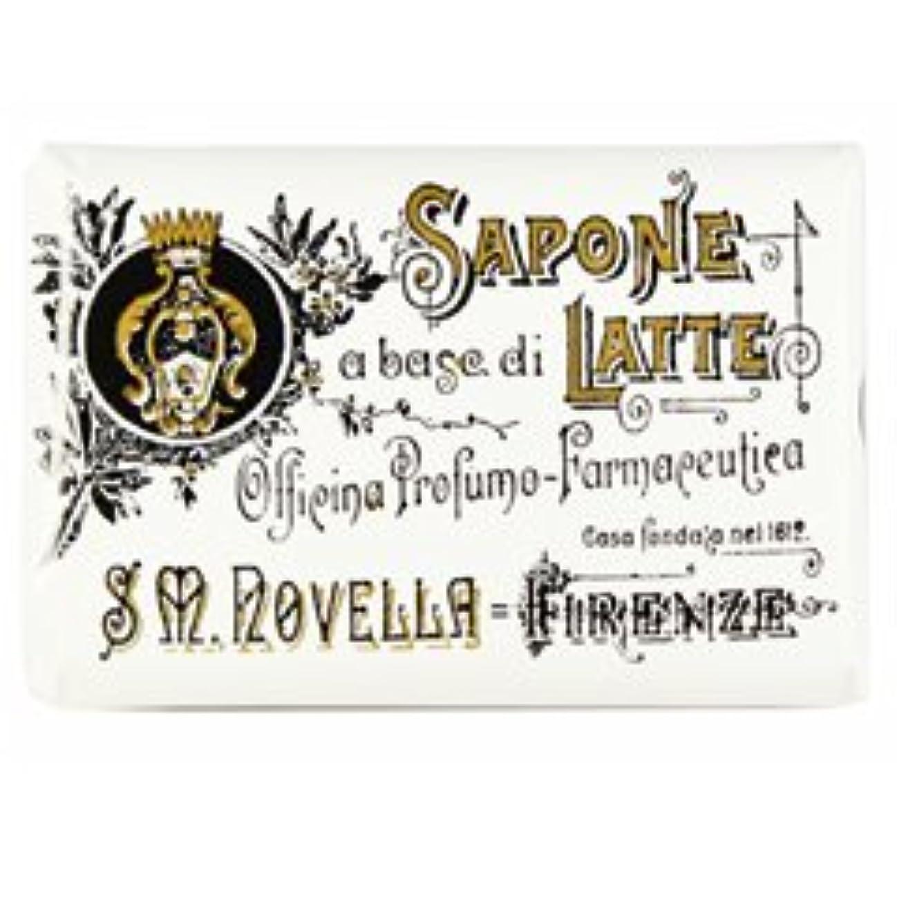 後悔推進書店【Santa Maria Novella(サンタマリアノヴェッラ )】ミルクソープ ビオレッタ 100g Milk Soap