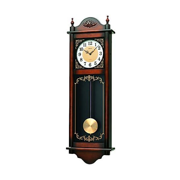 セイコー クロック 掛け時計 アナログ 報時選択...の商品画像