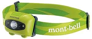 モンベル(mont-bell) ヘッドランプ パワーヘッドランプ フレッシュグリーン 1124586-FRGN