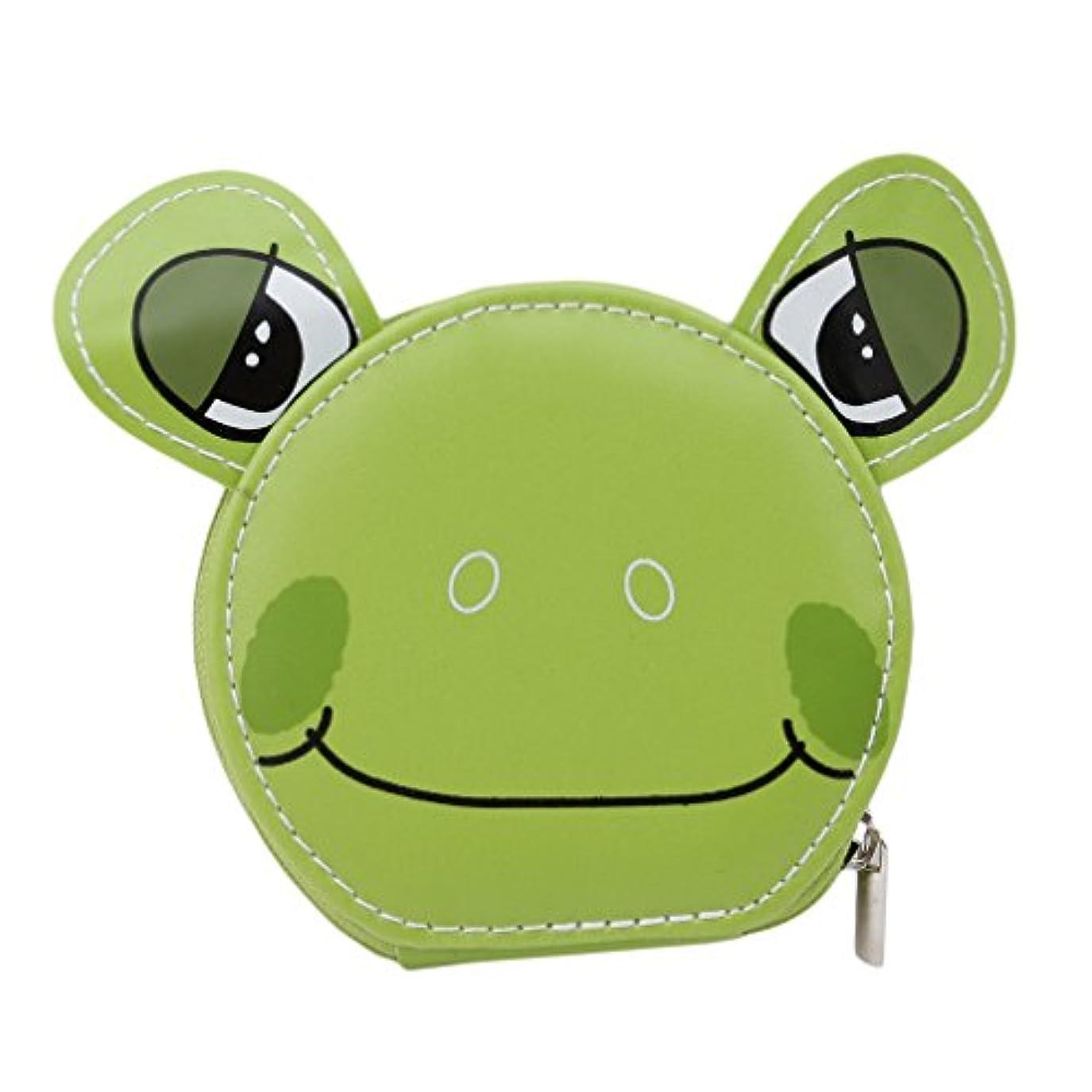 YUEHAO ネイルケア セット 爪切りセット携帯便利のグルーミング キット ステンレス製 つめきり 10点セット かわいい グリーンカエル