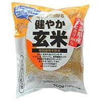 越後製菓 健やか玄米 700g(140g×5袋)×10袋入×(2ケース)