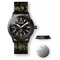 BLACK LAGOON オリジナルデザイン機械式腕時計 レヴィ別注色バージョン