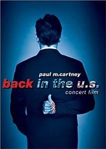 バック・イン・ザ・U.S.-ライヴ 2002 [DVD]