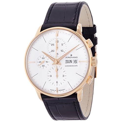 [ユンハンス]JUNGHANS 腕時計 自動巻き 027 7323 01 メンズ 【正規輸入品】