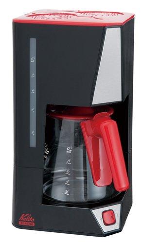 Kalita ガラスサーバータイプ コーヒーメーカー 10杯用 EC-103 G
