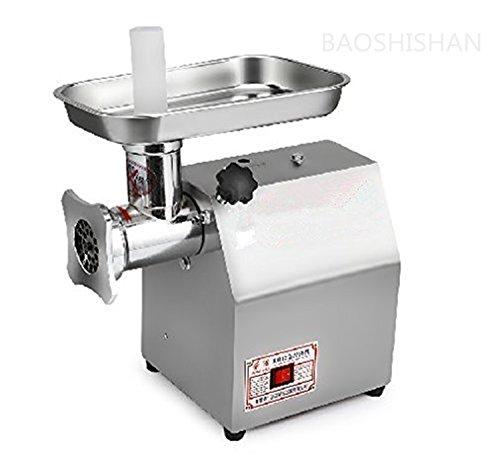 BAOSHISHAN RH12 110V 電動ひき肉器 卓上...