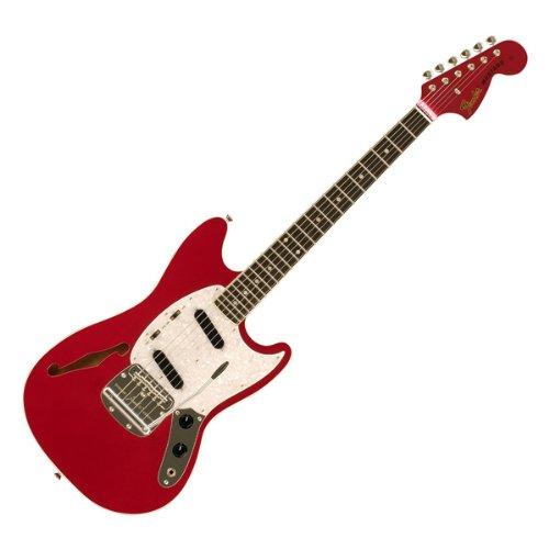 Fender Japan フェンダージャパン エレキギター MG/HO HOLLOW BODY Mustang CAR