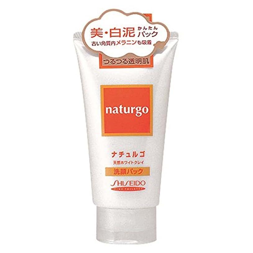 精緻化軽量原油【アウトレット品】ナチュルゴ 天然ホワイトクレイ洗顔パック