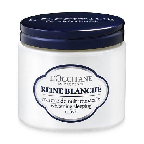 ロクシタン(L'OCCITANE) レーヌブランシュ ホワイトニングオーバーナイトケア 100mL