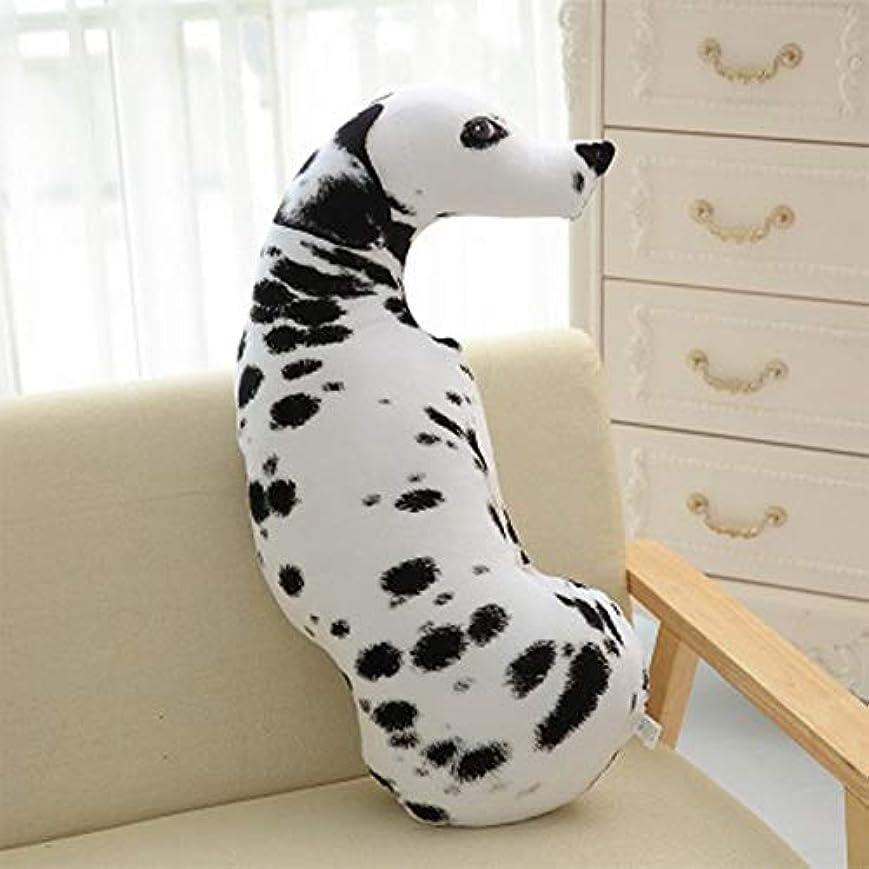 ペック交じる模索LIFE 3D プリントシミュレーション犬ぬいぐるみクッションぬいぐるみ犬ぬいぐるみ枕ぬいぐるみの漫画クッションキッズ人形ベストギフト クッション 椅子