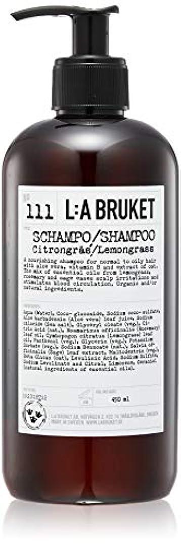 二次残酷リムL:a Bruket (ラ ブルケット) シャンプー (レモングラス) 450ml