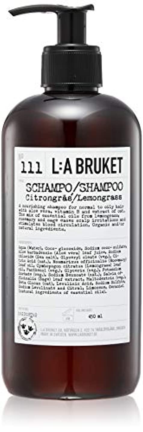 リップ型センブランスL:a Bruket (ラ ブルケット) シャンプー (レモングラス) 450ml